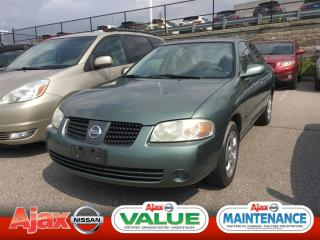 Used 2005 Nissan Sentra 1.8*Value Priced*Great Shape for sale in Ajax, ON