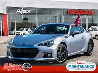 Used 2015 Subaru BRZ Sport-tech*Navigation*Accident Free for sale in Ajax, ON
