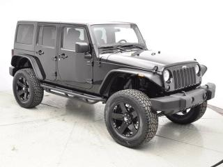 Used 2011 Jeep Wrangler UNLIMITED SPORT for sale in Edmonton, AB