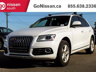 Used 2016 Audi Q5 LEATHER, NAVIGATION, QUATTRO for sale in Edmonton, AB