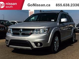 Used 2014 Dodge Journey LEATHER, AWD, 7 PASSENGER!! for sale in Edmonton, AB