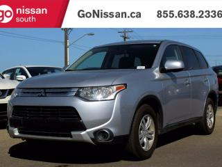 Used 2015 Mitsubishi Outlander ES: AWC, AUTO, AIR for sale in Edmonton, AB