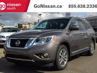Used 2014 Nissan Pathfinder LEATHER, DUAL SUNROOF, HEATED SEATS for sale in Edmonton, AB