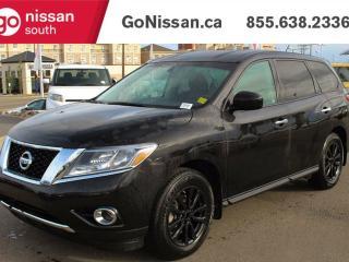 Used 2015 Nissan Pathfinder 7 PASSENGER, 4X4, AUTO for sale in Edmonton, AB