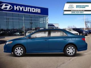Used 2013 Toyota Corolla - for sale in Brantford, ON