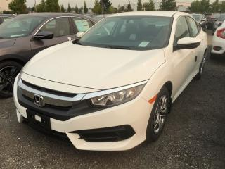 New 2017 Honda Civic LX for sale in Richmond, BC