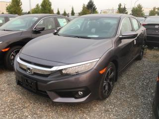 New 2017 Honda Civic Touring for sale in Richmond, BC