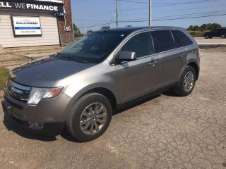 Used 2008 Ford Edge Limited for sale in Hornby, ON