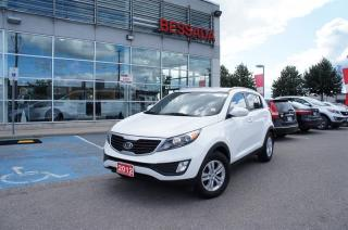 Used 2012 Kia Sportage 2.4L LX FWD at for sale in Pickering, ON