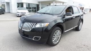 Used 2011 Lincoln MKX *DEAL PENDING* for sale in Stratford, ON