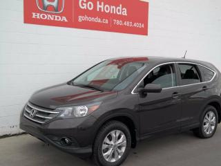 Used 2014 Honda CR-V EX-L for sale in Edmonton, AB