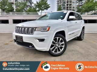 Used 2017 Jeep Grand Cherokee Overland for sale in Richmond, BC