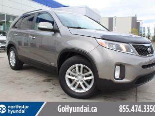 Used 2015 Kia Sorento LX LEATHER HEATED SEATS BLUETOOTH for sale in Edmonton, AB