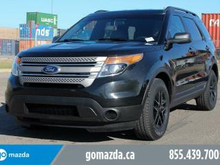 Used 2013 Ford Explorer 4x4 Accident free Power options for sale in Edmonton, AB