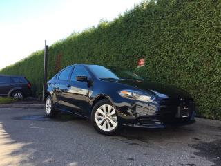 Used 2014 Dodge Dart SXT + BLUETOOTH + BACK-UP CAMERA + ALLOYS + NO EXTRA DEALER FEES for sale in Surrey, BC