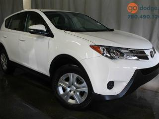 Used 2015 Toyota RAV4 LE ALL WHEEL DRIVE for sale in Edmonton, AB