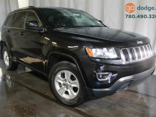 Used 2014 Jeep Grand Cherokee Laredo 4x4 Quadra-Trac 4WD System for sale in Edmonton, AB