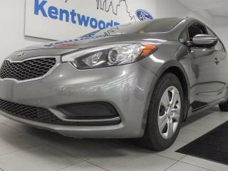 Used 2016 Kia Forte LX with eco mode. It's not just a Forte... it's your forte! for sale in Edmonton, AB
