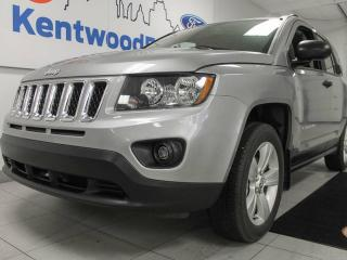 Used 2017 Jeep Compass Sport- Manual and ready for your next adventure for sale in Edmonton, AB