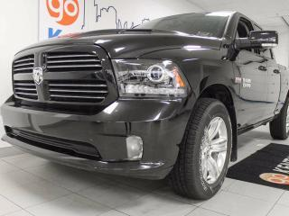 Used 2017 Dodge Ram 1500 Sport 5.7L Hemi power seats, with low kms !!! for sale in Edmonton, AB