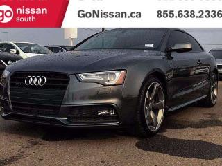 Used 2014 Audi A5 LEATHER, QUATTRO, SUNROOF!! for sale in Edmonton, AB