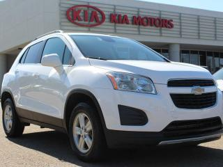 Used 2015 Chevrolet Trax LT w/1LT, CRUISE CONTROL, BLUETOOTH, AIR CONDITIONING for sale in Edmonton, AB