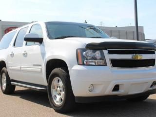 Used 2011 Chevrolet Suburban 1500 1500 LT, SUNROOF, DVD PLAYER, REAR CLIMATE CONTROL, CRUISE CONTROL, BLUETOOTH for sale in Edmonton, AB