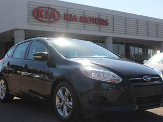 Used 2013 Ford Focus SE, BLUETOOTH, CRUISE CONTROL, AIR CONDITIONING, USB / AUX for sale in Edmonton, AB