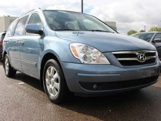 Used 2008 Hyundai Entourage GLS, HEATED SEATS, DVD PLAYER, POWER TAILGATE, CRUISE CONTROL for sale in Edmonton, AB
