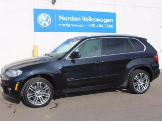 Used 2012 BMW X5 xDrive50i for sale in Edmonton, AB