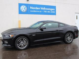 Used 2015 Ford Mustang GT for sale in Edmonton, AB