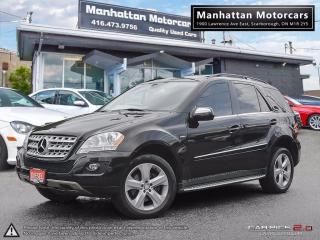 Used 2010 Mercedes-Benz ML 350 ML350 4MATIC DIESEL |NAV|CAMERA|PHONE|R.BOARD for sale in Scarborough, ON