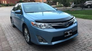 Used 2012 Toyota Camry XLE HYBRID for sale in Mississauga, ON