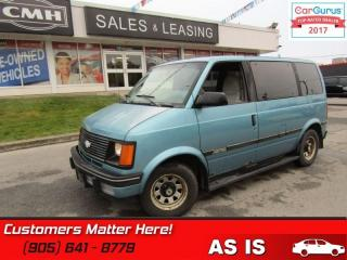 Used 1994 Chevrolet Astro CS  AS TRADED *UNCERTIFIED* for sale in St Catharines, ON