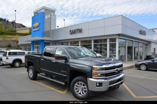New 2018 Chevrolet Silverado 3500 for sale in Kamloops, BC