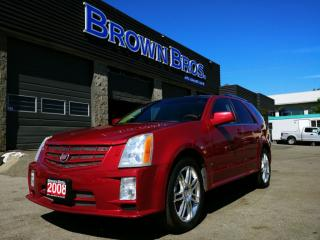 Used 2008 Cadillac SRX LEATHER, MOONROOF, LUXURY, FINANCING for sale in Surrey, BC