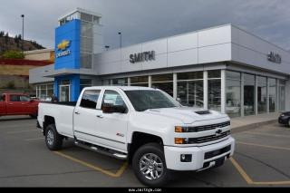 New 2018 Chevrolet Silverado 3500 for sale in Kamloops, BC