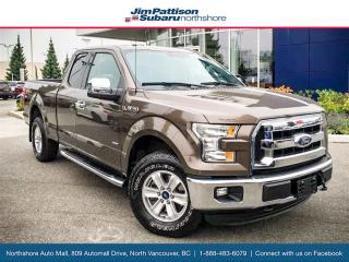 Used 2015 Ford F-150 XLT Super Cab with spotless history! for sale in Surrey, BC