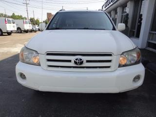 Used 2007 Toyota Highlander AWD.LEATHER,ALLOY RIMS for sale in North York, ON