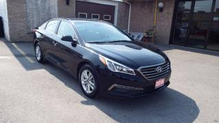 Used 2015 Hyundai Sonata 2.4L GL/NO ACCIDENT/BACKUP CAMERA/IMMACULATE$12900 for sale in Brampton, ON