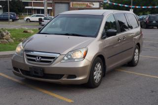 Used 2006 Honda Odyssey LX for sale in North York, ON