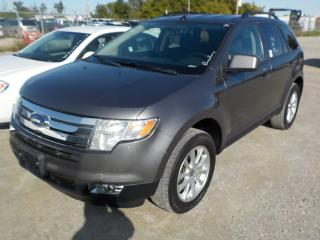Used 2010 Ford Edge SEL for sale in Innisfil, ON