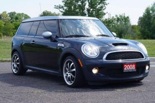 Used 2008 MINI Cooper Clubman S for sale in North York, ON