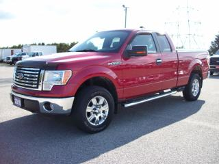 Used 2010 Ford F-150 Super Cab | XTR | 4x4 for sale in Stratford, ON