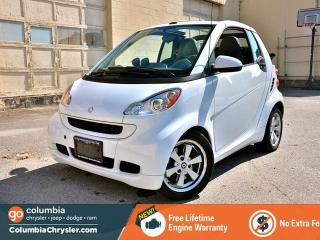 Used 2011 Smart fortwo PASSION, CONVERTIBLE, LOW MILEAGE, GREAT CONDITION, FREE LIFETIME ENGINE WARRANTY! for sale in Richmond, BC