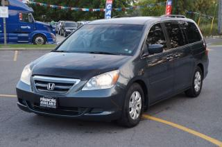 Used 2006 Honda Odyssey EX 8-Passenger Power Sliding Door Very Clean Car! for sale in North York, ON