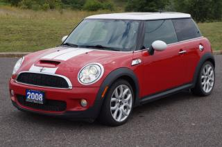 Used 2008 MINI Cooper S S 6-Speed Manual *No Accident* Very Clean Car! for sale in North York, ON