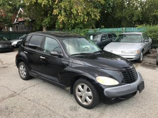 Used 2002 Chrysler PT Cruiser Limited for sale in Toronto, ON
