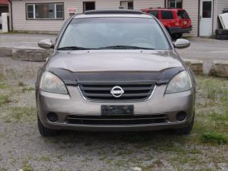 Used 2004 Nissan Altima SE for sale in Fenelon Falls, ON