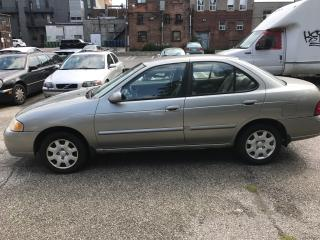 Used 2001 Nissan Sentra GXE for sale in Toronto, ON